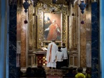Mass at ChiesaNuova