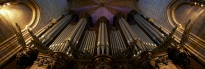 The Grand Organ at Notre Dame