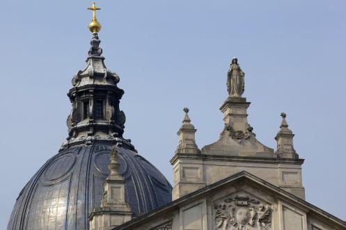 Oratory new dome