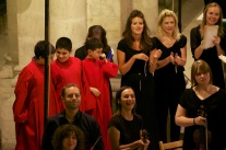 The St George's Choristers