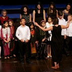 Barenboim-Said Foundation (Ramallah & Beit Reema), Yasmin Buds, Ramallah Evangelical School, Aboud Church Choir