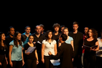 Northern Spirit, Zaridash & Bethlehem University Choir